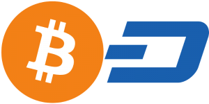 Bitcoin (BTC) und DASH akzeptiert