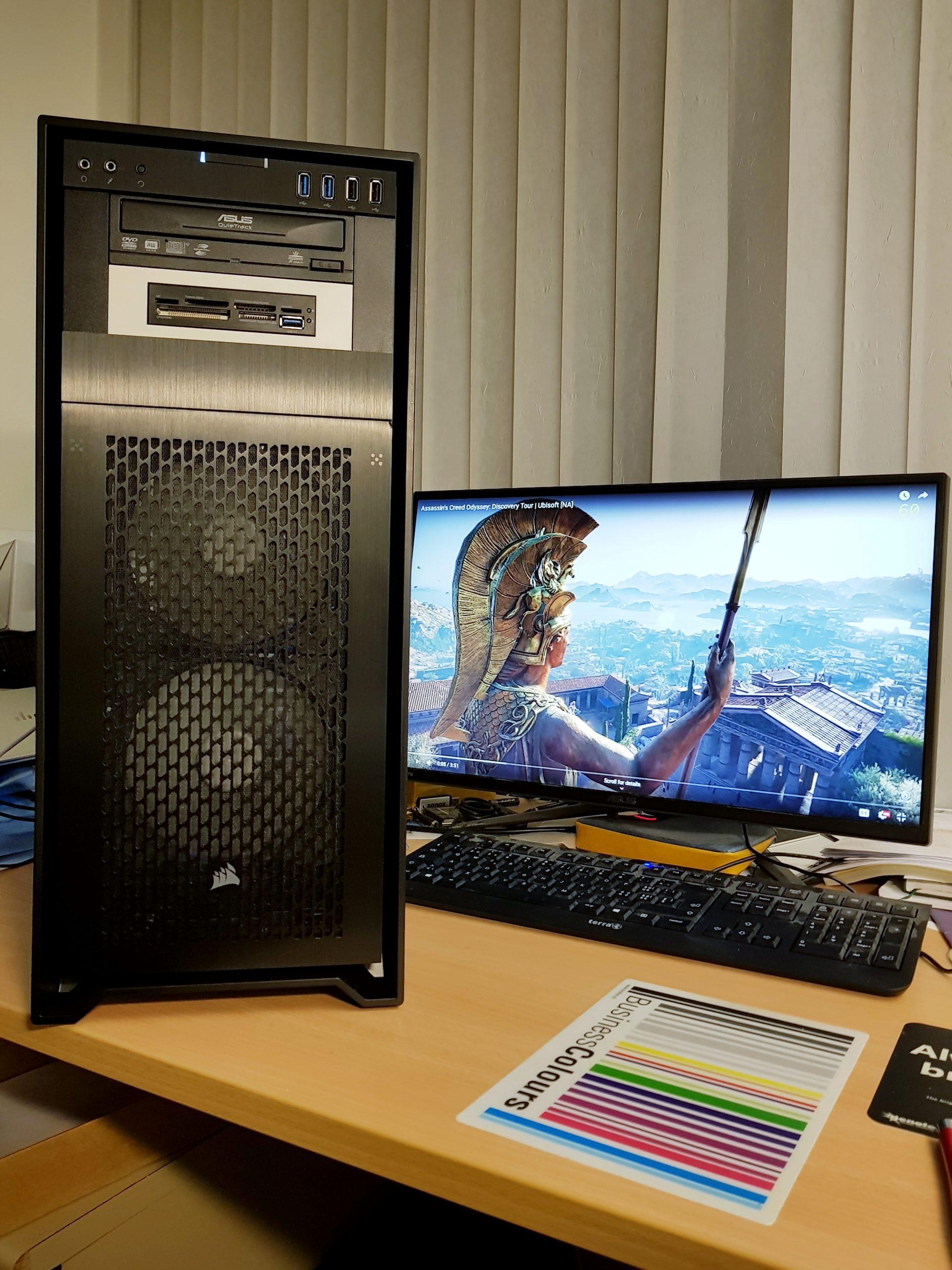 e-WideWeb Dream PC