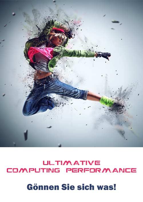 Dream-PC: Ultimative Performance